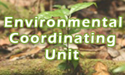 Environmental Coordinating Unit (ECU)