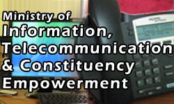 Ministry of Information, Telecommunications & Constituency Empowerment